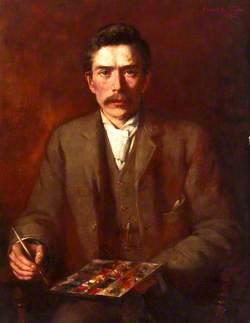 Portrait of Alfred R. Baker