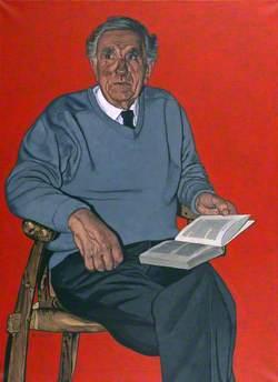 Dr Meredydd Evans (b.1919)