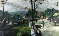 Pont Road, Blackwood