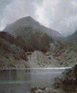Snowdon and Glaslyn