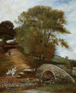 Maesincla Road, near Caernarvon