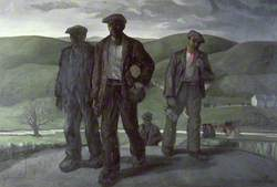 Miners Returning from Work