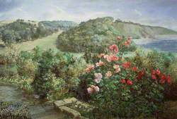Porth Kerry Bay and Roses