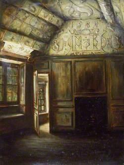 Maenan Hall, near Llanrwst