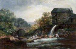 Pandy Mill, North Wales