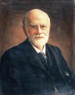 Professor David Jenkins (1848–1915)