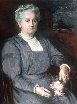 Margaret Edwards, the Artist's Mother