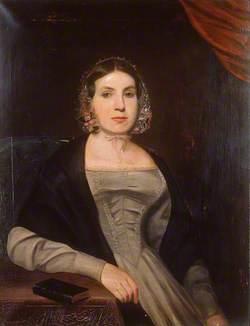 Mrs William Roberts, Wife of Nefydd (William Roberts)