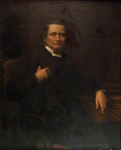 Reverend John Thomas (1821–1892), DD