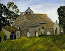 Patrishaw Church