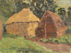 Haystacks, Mediterranean