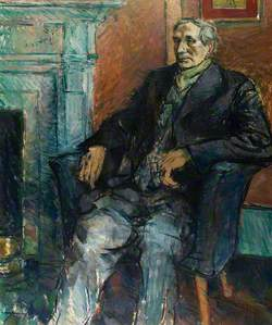 T. C. Richards (1870–1962), the Artist's Father