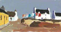 Washing, Port Wemyss