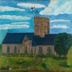 St Mary's Church, Abergavenny