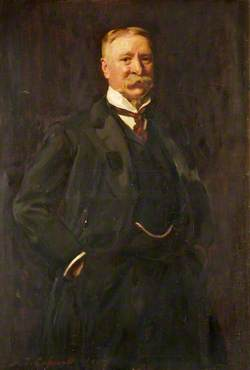 Dr Williams, Collector of HM Customs, Liverpool
