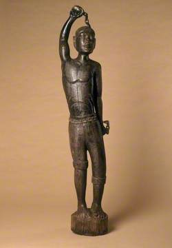 Figure of an Enslaved African