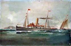 Pilot Boat 'Francis Henderson'