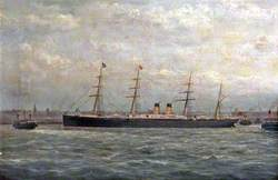 'Germanic' in the Mersey