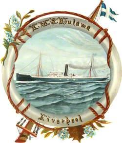 RMS 'Boulama'