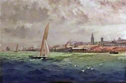 Liverpool Landing Stage