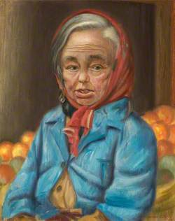 A Liverpool Lady, 'Lizzie', Liverpool Fruit Seller