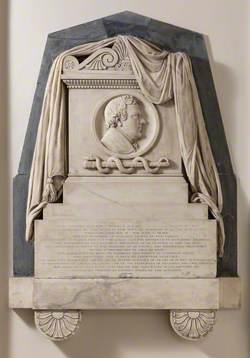 Monument to John Thompson (1783–1818)