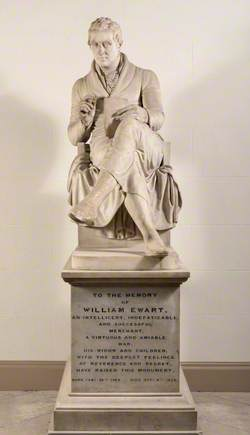 Monument to William Ewart (1763–1823)