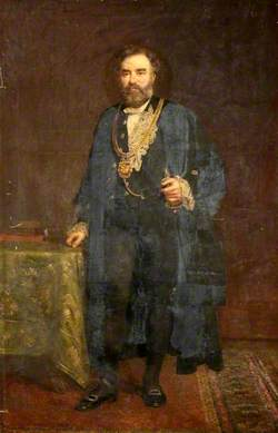 John Hughes (1830–1895), Mayor of Liverpool