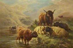 On the Goil, Glen Goil, Argyllshire