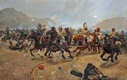 Maiwand 1880: Saving the Guns