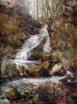 Raven's Fall, near Hurst Green