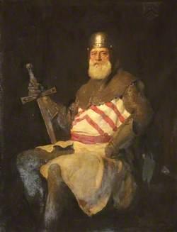 G. H. Hewitt (1838/1839–1926), as 'Sir Roger de Poitou'