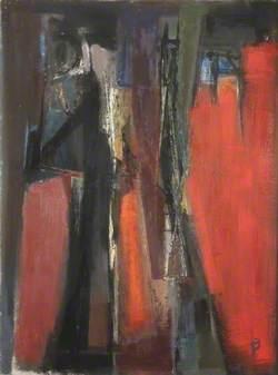 Non-Figurative Painting No. 2