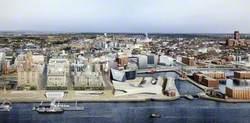 The Liverpool Cityscape