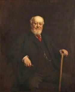 Alderman J. G. Livingston (1819–1901)