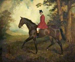 Colonel William Hall Walker on 'Buttercup'