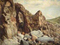 Boulders at Rest