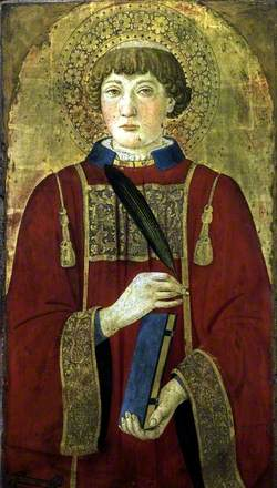 A Martyr Saint