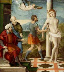 The Martyrdom of Saint Blaise