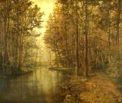 The Way in the Wood: View near Antwerp