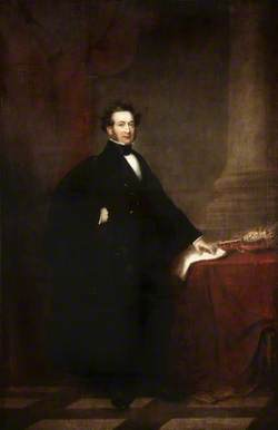 Sir Joshua Walmsley (1794–1871), Mayor of Liverpool