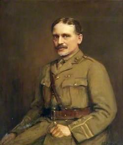 Captain Cecil Heywood-Brunner