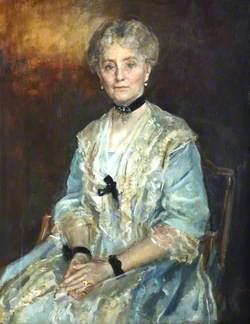 Mrs John Rankin (c.1840/1850–1937)