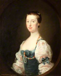 Elizabeth Curtois (b.1714), Wife of Reverend Bryan Faussett