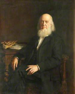 Reverend Henry Higgins (1814–1893)