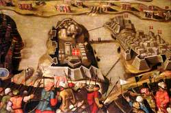 The Siege of Malta: Siege and Bombardment of St Michael, 28 June 1565