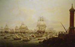 Arrival of Their Sicilian Majesties at Naples, 12 October 1785
