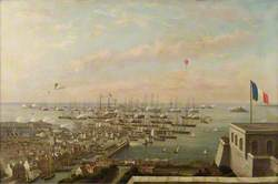 Queen Victoria's Visit to Cherbourg, 12 August 1858