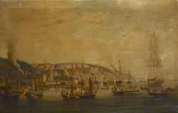 Queen Victoria's Visit to Queenstown, 1849