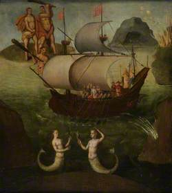 Allegory: The Ship of State